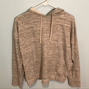 (4/$15) Cynthia Rowley Hoodie with open back!